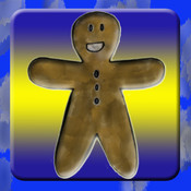 The Gingerbread Man - Children`s Book