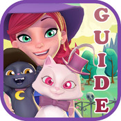 Guide for Bubble Witch Saga – All Levels Walkthrough, High Scoring Tips, Strategy Guide, Unlock Stars, Bonus Level Bombs