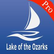 Lake of the Ozarks Nautical charts pro