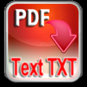 PDF to TXT - Convert Adobe PDF to Text mts file converter