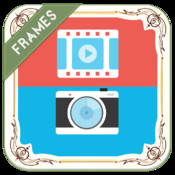 Video Photo Frame-Beautiful Frame Collection program photo frame studio