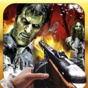 3D Night of the Living Dead Survival Shooting Hunter Game - Zombie Sniper Fighting Evil Dead Killer Games
