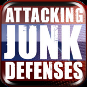 Attacking Junk Defenses: Play To Destroy Any Box & 1 or Triangle & 2 Defense - With Coach Jamie Angeli - Full Court Basketball Training Instruction - XL