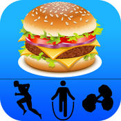 Calorie counter & Diet tracker with calories gain and burn list calorie counter diet tracker