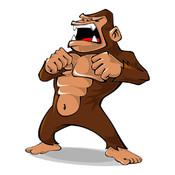 Monkey Run & Jump - Action Kong`s 3D Running Games Free
