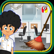Office Clean Up - Cleaning time and baby cleanup adventure game office xp free copy