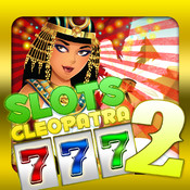 Slots Cleopatra 2 HD - Pharaoh`s Journey