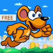 Super Mouse World - Free Pixel Maze Game by Top Game Kingdom
