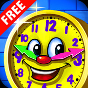 Amazing Time – Telling & Learning Time Games for Kids FREE