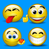 Emoji Keyboard Free - Christmas Emojis & Pop Emoticons Art 2 For iPhone & iPad App