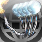 iWebExhaust - DropDownMenu Tab WebBrowser