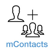 mContacts Address Book - eShare Contact Lists, Group Roll Call+ Checklists, Speed Dial, Group Email & Text cybernet group