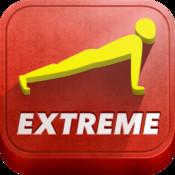 Pushups XT: 200 Pushups Extreme