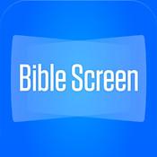 Bible Screen: free inspirational Christian art & video