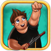 Adventure Chub Jump - Free Version - Get Helthier as you Jump and Bounce higher to the Top