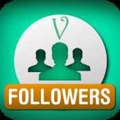 VineFollowers for Vine - Followers and Unfollowers Tracker for iPhone, iPad and iPod