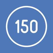 150 people