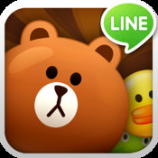 LINE POP erase files