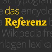 das Referenz: Wikipedia