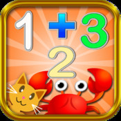 QCat - Toddler`s Count 1-2-3  Number & Math learning Games