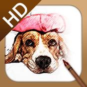 Cartoon Camera FX for iPad