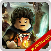 Walkthrough for LEGO The Lord of The Rings – LEGO The Lord of Rings Guide and Tips, All levels Walkthrough