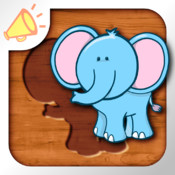 Animal Learning Puzzle for Toddlers and Kids