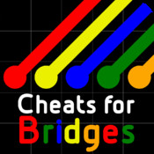 Cheat for Flow Free: Bridges