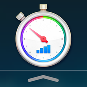 Data Usage widget - Real time monitoring mobile data in Today compressed data