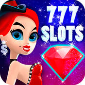 Diamond Slots Casino Blitz - Vegas 777 jewel dash with double scatter mania & wild bonuses