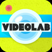 Video Lab - Free Video Editor and Movie Effects integrated video