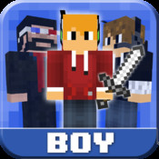 Boy Skins Minecraft Edition