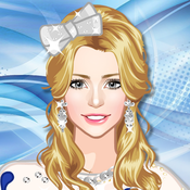 Figure Skating Girl Makeover - Cute fashion dress up game for girls and kids who love make up and princess games