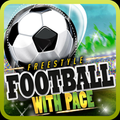 Freestyle Football With Pace football
