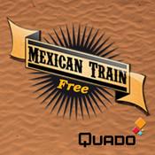 Quado Mexican Train Dominoes Free
