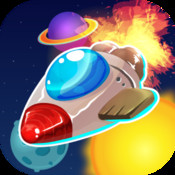 Astro Poppers - Puzzle Physics Strategy Burst Game Free!