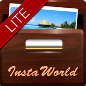 InstaWorld Free Batch Download, Repost, Share, Explore and Search Instagram photos