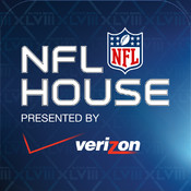 NFL House Presented by Verizon verizon yahoo