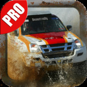 Outback Desert Rally Pro: Motor head off road Racing Champion road speed