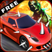 RIP Zombies Free ( 3d Apocalyptic Car Driving Game )