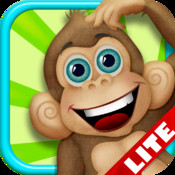 Safari Monkey Bubble Adventure LITE - FREE Kids Game !