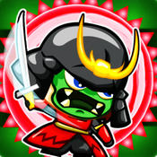 Samurai Scout - Chocolate Caramel & Licorice Allsorts Challenge