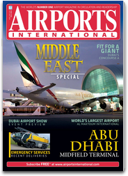 Airports International magazine - Business news & review for the International Airport industry with passenger, terminal & ground handling focus