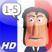 Bonjour French Course HD : iLoveLingo