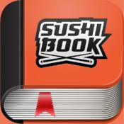 Sushi Book sushi menu book