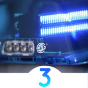 Police Lights 3