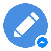 Inkboard for Messenger emoticon facebook messenger