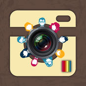 New 1000 Followers Fan for Instagram Boost Mutual Friend & Unfollowers on Iphone, Ipod, and Ipad