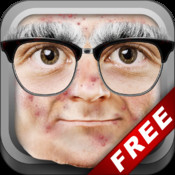 Oldy ME! - Easy to Age and Wrinkle Yourself with Animal Mad Face Effects 4 Free!
