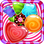 Candies Match Mania Legend-Top Match 3 Puzzle Candy Matching Game.